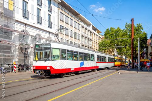 Karlsruhe, Strassenbahn