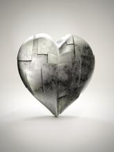 Metal Armoured Heart