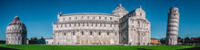 Pisa Cathedral In Miracles Squ...