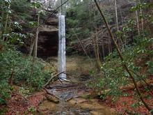 Yahoo Falls, Daniel Boone National Forest, Kentucky