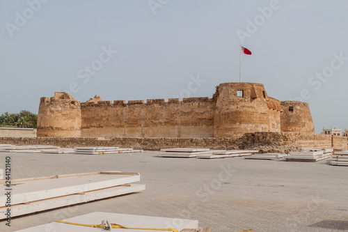 Arad fort in Bahrain Canvas