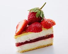 Delicious Little Cake Cut Piec...
