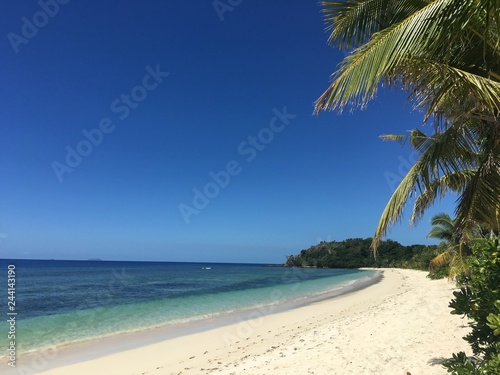 Ingelijste posters Caraïben 夏、ビーチ、綺麗、summer, beach, beautiful