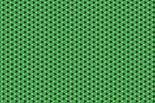 Abstract Green Wallpaper Pattern Or Background Texture