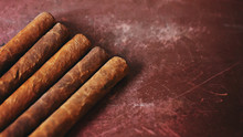Luxury Cuban Cigars On The Woo...