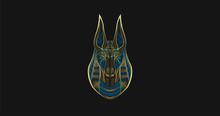 Gods Of Ancient Egypt. Anubis ...