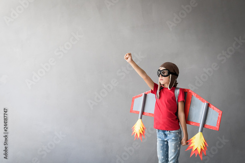Fototapeta Success, creative and idea concept obraz na płótnie
