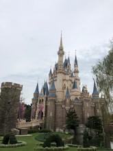Disneyland Of Tokyo