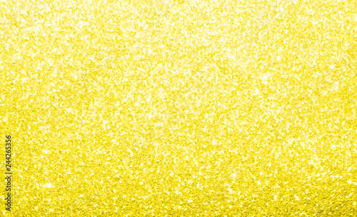 Light pastel yellow, glitter, sparkle and shine abstract background. Excellent backdrop for festive spring Holiday's or all year celebrations.