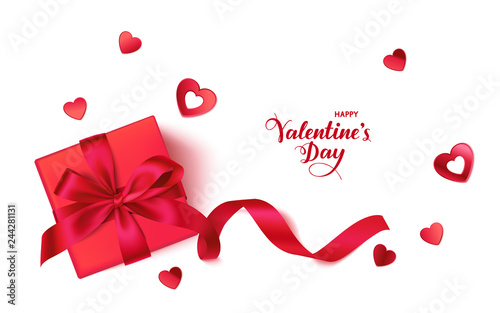 Happy Valentine's day Poster Mural XXL