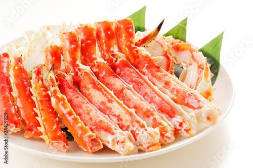 Fotomural  たらばがに Red king crab