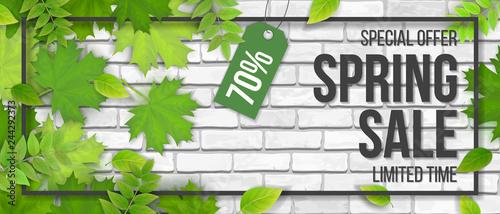 Fotografía  Spring sale