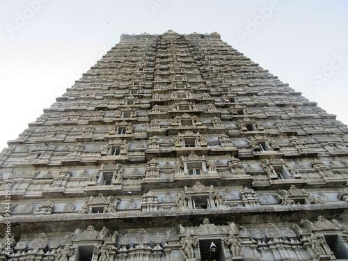 Gopuram-Turm in Murudeshwara / Südindien