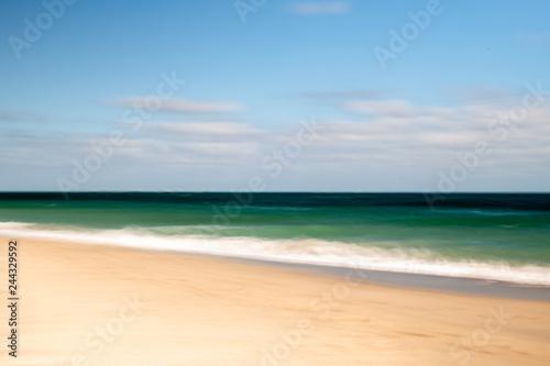 Fotografering  the Beach. Dania