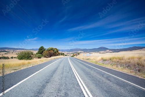 Fotobehang Oceanië Howqua Valley Drive