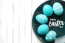 Many Decorated Easter Eggs As ...