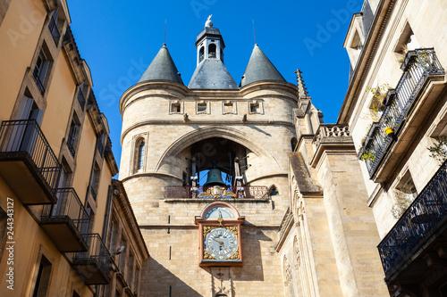 Photo La grosse cloche tower, Bordeaux