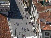 Peatones En Florencia