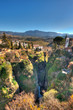 Picturesque city of Ronda, Andalusia, Spain