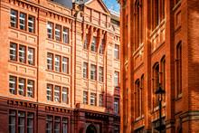 London, UK Neighborhood Distri...