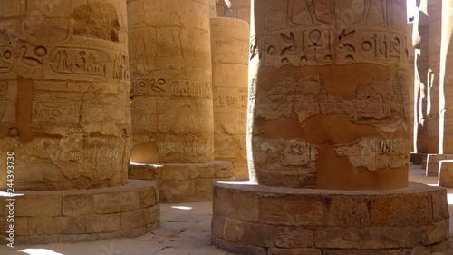 Fotografia  Egipt, Luksor, Karnak  Świątynia Amona,