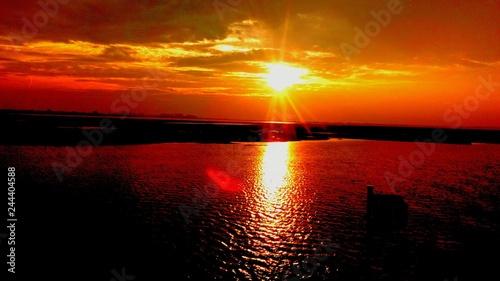 Photo Sonnenuntergang in Zingst