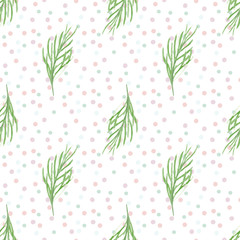 Vector seamless pattern of ...