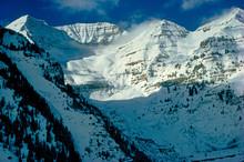Mt Timpanogos - Sundance Ski Resort, Utah