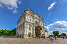 Cathedral Of Archangel - Mosco...