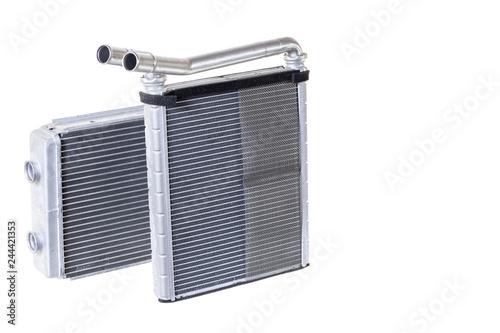 Fotografía  Engine cooling radiators