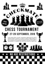 Chess Sport Tournament, Game P...