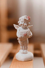 Small Statue Of Angel