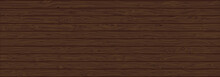 Brown Wooden Background. Old W...