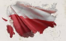 Polish Flag, Poland National C...