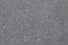 Texture Of Small Dark Stone With Blue Sand