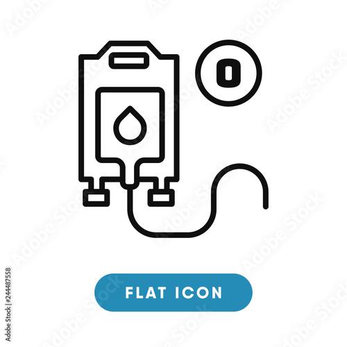 Fotografía  Type 0 vector icon