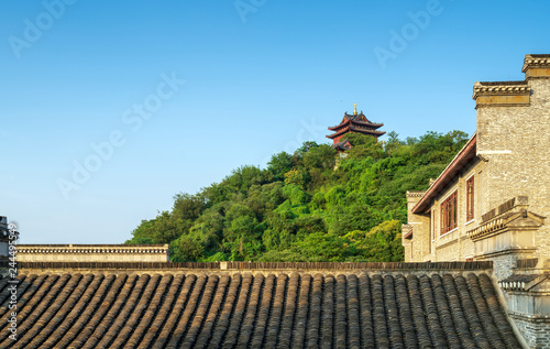 Foto  Chinese style classical architecture