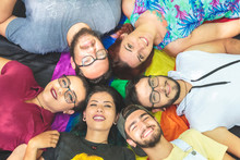 Group Of LGBT Couples
