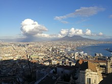 Napoli - Veduta Panoramica Da ...