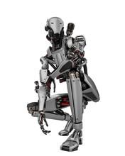 Mega Robot Super Drone In A Wh...