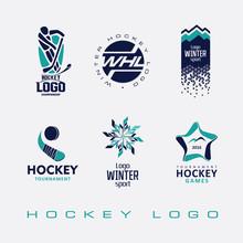 Ice Hockey Tournament Logo