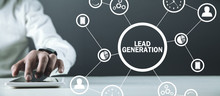 Lead Generation. Concept Of Bu...