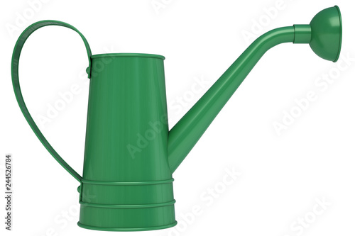 watering can. Isolated on white background. 3d
