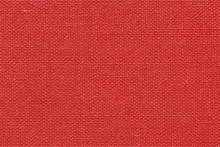Red Burlap Texture Background