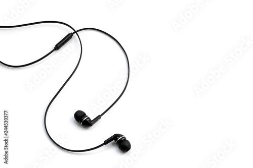 Fotografie, Obraz  Earphones headset