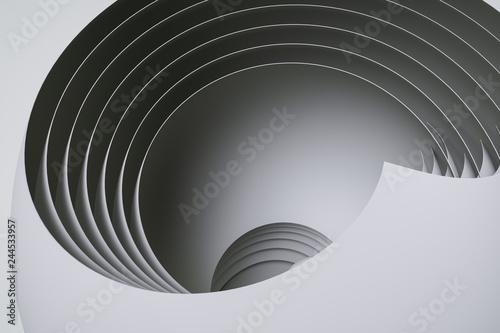 3d renderingu, powierzchni i graficznego projekta tło