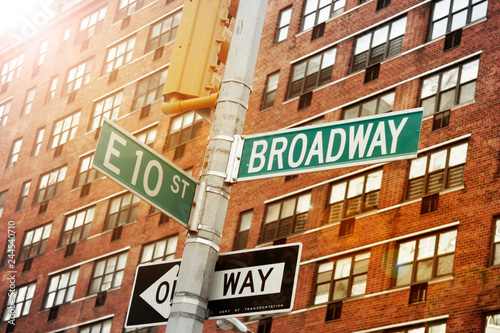 Road to Broadway