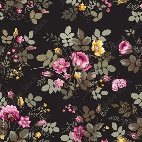 bezszwowe-kwiatowy-wzor-z-rozami