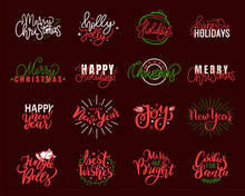 Holly Jolly Quote Merry Christ...