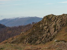Rocky Lines To Helvellyn